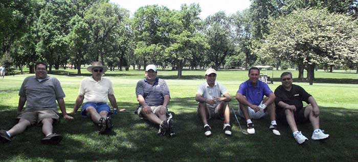 30th Annual Back of the Yards Neighborhood Council Golf Outing